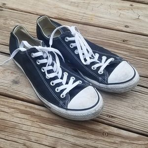 Converse • All Star Black Sneakers